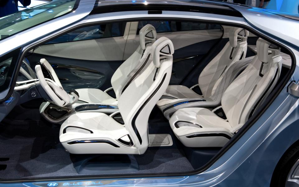 Salon de l'automobile de Genève 2014